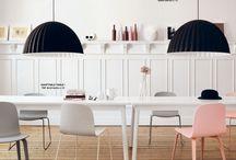 Muuto / Het Deense Muuto is een jong bedrijf.  Het bedrijf streeft ernaar om de rijke Scandinavische design geschiedenis weer op de kaart te zetten.