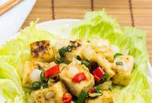 Chinese recipes / Chinese recipes, recetas chinas.