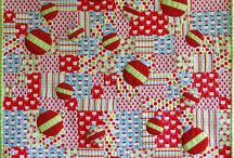 Christmas Quilts / Modern Christmas Quilts