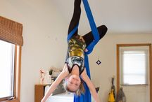 Aerial arts / Dance help