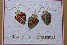 X-MAS cards / Christmas cards Kerstkaarten