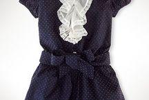 Navy Blue - White | Black - White | Polka Dot Love