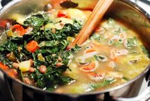 A Healthy Kitchen: Soups & Stews
