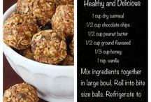 protein ballss recipes