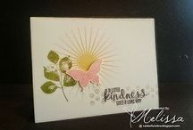 SU Kinda Eclectic / DIY Cards / by Kathy Coignard