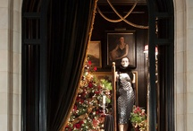 shop windows: christmas