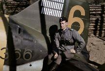 Finnish Air Force in WW II