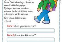 çocuk soruları