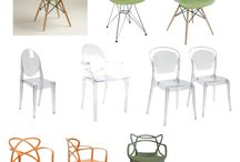 Moulded Chairs