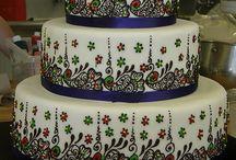 KAKKUJA / cakes / Kakku luo juhlan.