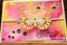 Heart & Craft designs / Rebecca O'Gorman Independent Stampin' Up! demonstrator