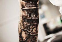 татуировки / мне симпотичны маленькие татуировки. я решила создать свою доску, где будут понравившиеся мне тату!)))