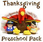 Thanksgiving Preschool Ideas