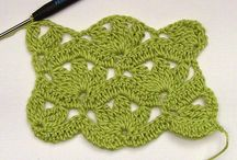 Crochet patterns / by Leslie Hover