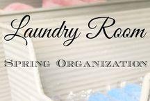 TIPS - ORGANIZING / easy organization tips