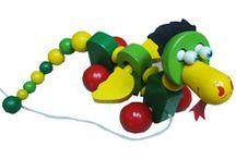 Juguetes de madera / juguetes de madera para niños