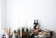Tisch Deko