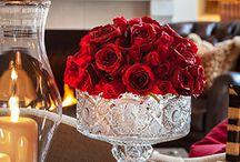 τραπέζια λουλούδια συμπληρώνω αναρτησεις love