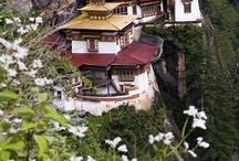 BHUTAN, TAJSKO
