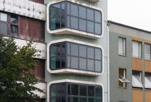60s 70s Architecture / Architecture from the 60s & 70s