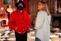 MJ y su ex esposa