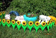 праздник на садовом участке