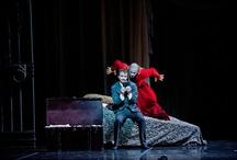 2010-2011 Season / Colorado Ballet's 50th Anniversary Season included Dracula, The Nutcracker, Romeo & Juliet and Triple Bill