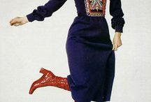 Folk Fashion Style
