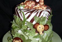 Cakes / Cake Ideas