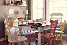 Dining Room / by Amy Eckert