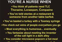 Nursing / by Sara Bennett