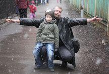 Игнат (сынище!) / Я и сын. Наши путешествия