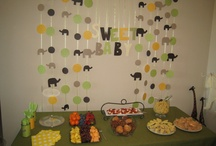 Party Ideas / by Kezia Belfield