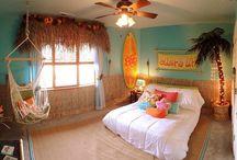 Hawaiian Room Ideas
