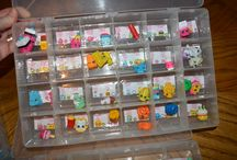 Toy Organization / Shopkins (small toy) Organizer / by Angela DuFay