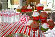 Pinterest party / by Catrina Fout