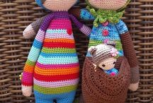 GEM: Favourite Crochet toys / still waiting to be a grandma...getting ready to make crochet toys / by Gem .