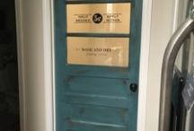 LAUNDRY ROOM DOORS