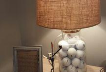 Golf Bedroom