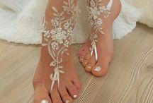 voet decoratie