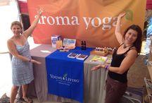 Aroma Yoga Workshops