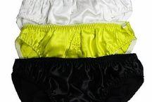 Silk underwear women / underwear