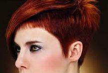 Frisuren/ Farben