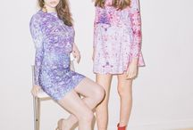 Mono Print Lookbook / Who says it is too hectic to put two groups of Patterns together; We say it is awesome.