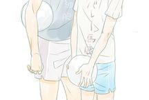 Haikyuu ships / Hinata x kageyama!!!!