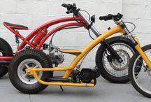 sepeda motor modif
