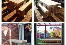 leon garden bench