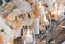#white #wedding flowers and theme