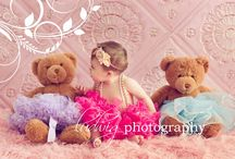 Teddy Bear Photoshoot