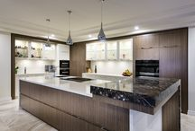 Kitchens / A compilation of the luxurious kitchens from Luxus Homes